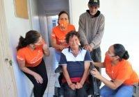 Hemos dado un hogar digno a adultos mayores del Ecoparc: Azucena López Legorereta
