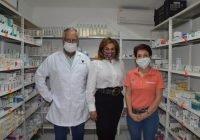 Nuestro Dispensario Central se ha logrado gracias a personas aliadas: Azucena López Legorreta
