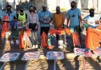 """En Manzanillo, la Diputada Rosy Bayardo entrega donación a """"Rescate Acuático Colima"""""""