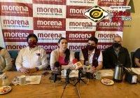 La gente nos eligió por la honestidad y representatividad de Morena: Indira Vizcaíno