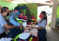 Donan a Protección Civil Tecomán, equipo y material de protección equivalentes a casi 200 mil pesos