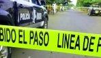 Ejecutan con arma de fuego a un hombre en San Pedrito El Alto, Manzanillo