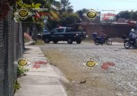 Incontenible la violencia en Manzanillo; ahora acribillan a un hombre en El Colomo
