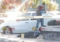De más de 30 balazos, comando armado acribilla a un hombre en Colima