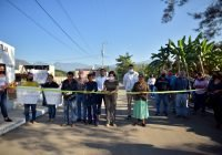 Inaugura presidenta de Minatitlán rehabilitación de calle principal en la cabecera municipal