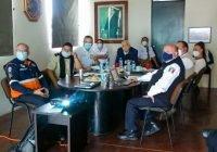 Se trabaja para fortalecer la Protección Civil en la Región Occidente del país