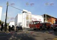 Se incendia casino abandonado en Sevilla del Río, Colima