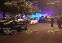 Detonan armas de fuego en dos colonias de Villa de Álvarez; no hubo lesionados