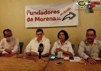 Indira podría ser candidata, pero no gobernadora: fundadores de morena