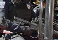 Fuerzas estatales y militares detienen sujetos con armas