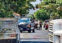 """Acribillan a un hombre en un taller mecánico en """"El Colomo"""", en Manzanillo"""