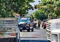 Tiran balazos al aire en El Porvenir, Colima; no reportan lesionados