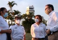 Gobernador informa que llegaron lasprimeras dosis de la vacuna Covid-19