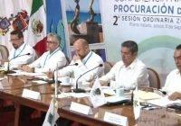 Fortalece FGE Colima base de datos con el Sistema Nacional de personas desaparecidas