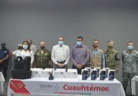 La policía de Cuauhtémoc, se encuentra entre las mejores pagadas y acreditadas del estado: Rafael Mendoza