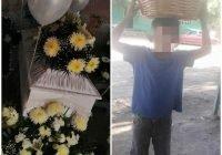 Niño muere a causa de bala perdida en Apatzingán, Michoacán