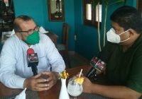 Escuchando a la gente, se conoce lo que Manzanillo necesita: Miguel Becerra