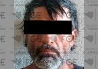 Por delitos contra la salud, es llevado a prisión