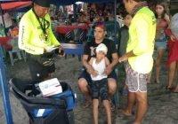 En Manzanillo, golpean a menor de 7 años en la cabeza con una piedra