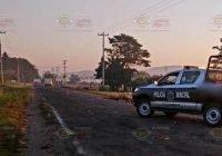 Fallece mujer tras ser atropellada por motociclista en el crucero de Cerrito de Aguilar, Tecomán