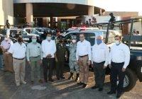 Entrega Gobernador 13 patrullas y 14 bici-patrullas a la Secretaría de Seguridad Pública