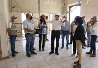 Arranca Gobernador trabajos de remodelación de la segunda etapa de Palacio de Gobierno