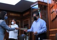 Destaca rector compromiso y esfuerzo de docentes ante pandemia