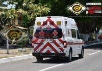 Hombre en estado de ebriedad se auto lesiona con arma blanca en Santiago, Manzanillo