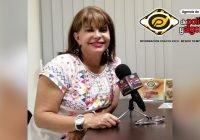 Dip. Claudia Yáñez Centeno se deslinda del incidente  provocado ante la visita de Mario Delgado a Colima