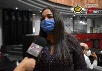 """Lamenta Livier Rodríguez """"huevazos"""" a Mario e Indira; buscará ser precandidata por la Villa"""