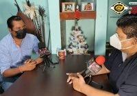Hemos seguido trabajando y me gustaría ser alcalde Armería: Chevio Mesina