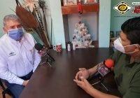La política es para servir a la sociedad de manera honrada: Saul Magaña