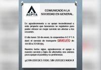 Taxistas protestan y mototaxis ofrecen servicio gratuito hoy en Manzanillo
