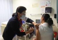 Aplicaron 1 mil 389 dosis en el primer día de vacunación contra el Covid-19