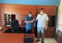 Se incorpora Rafael Mendoza como Alcalde de Cuauhtemoc para seguir trabajando en beneficio de la gente