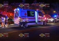 Otro motociclista queda lesionado tras accidente en Manzanillo