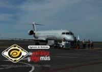Arriba primer vuelo Dallas-Manzanillo al Aeropuerto Internacional Manzanillo Costalegre