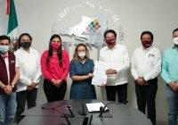 """""""Es un honor y una gran responsabilidad encabezar los esfuerzos para lograr un cambio verdadero en Colima"""": Indira Vizcaíno"""