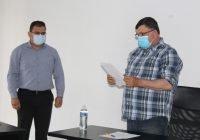 Nombra cabildo de Ixtlahuacán a Uriel Acevedo como controlador municipal