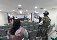 Fuerzas Armadas y  Salud trabajan para la aplicación de la vacuna contra COVID-19 en Manzanillo