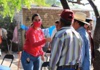 Se han conformado 877 Colectivos en Defensa de la Cuarta Transformación en el estado: Indira Vizcaíno