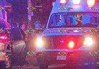 ¡Ahora en Tecomán! Motociclista resulta lesionado tras accidente