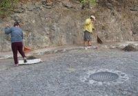 El presidente Carlos Carrasco pone en marcha por tercera vez programa empleo temporal en Zinacamitlán