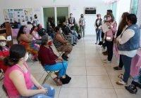 Margarita Moreno entrega apoyos a quienes más lo necesitan