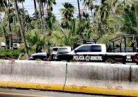 Tras estamparse con un muro, hombre resulta con severa lesión en la cabeza en Manzanillo