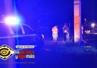 Tras choque, muere un joven en libramiento a El Naranjo, Manzanillo