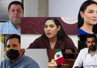 Indira Vizcaíno liderea intención del voto en encuesta realizada en Diciembre de 2020