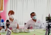 """En Colima, con """"Fuerza por México"""", Claudia Yáñez dará la gran sorpresa"""