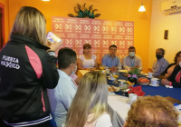 Claudia Yáñez está consolidando un movimiento social con fuerza para el cambio en el estado de Colima
