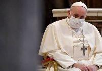 Papa Francisco reprende a personas que salen de vacaciones en pandemia